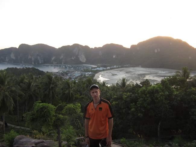 Focení-na-view-pointu-na-ostrově-Phi-Phi