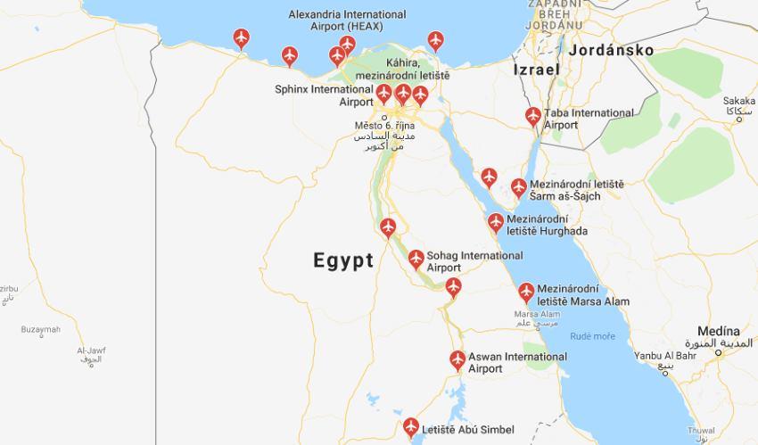 Letiště-v-Egyptě