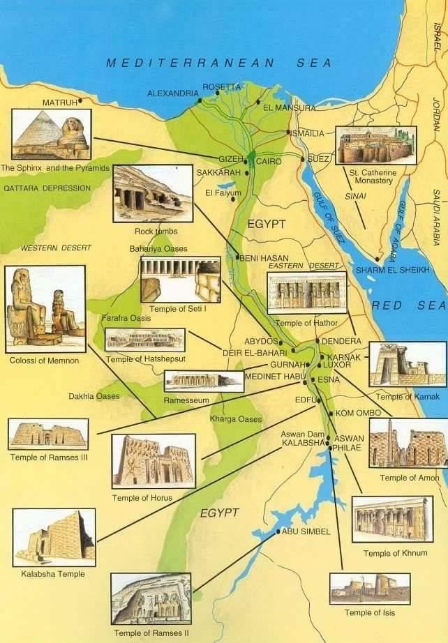 Zajímavá-místa-v-Egyptě