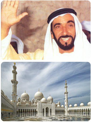 Šejk-Zayed-a-jeho-mešita-v-Abu-Dhabí