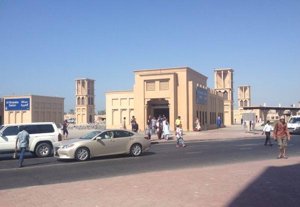 Autobusový-terminál-odkud-pojedete-do-Abu-Dhabí