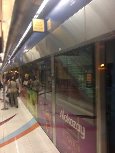 Autonomní-vagón-metra-ve-Spojených-arabských-emirátech