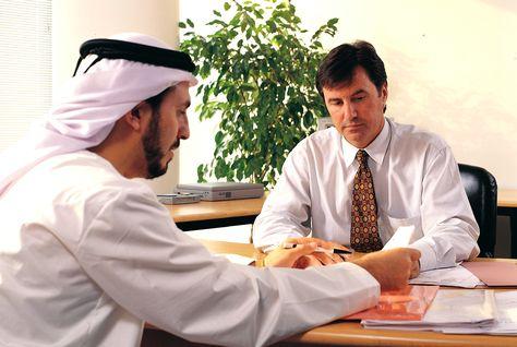 Pohovor v práci Spojené arabské emiráty