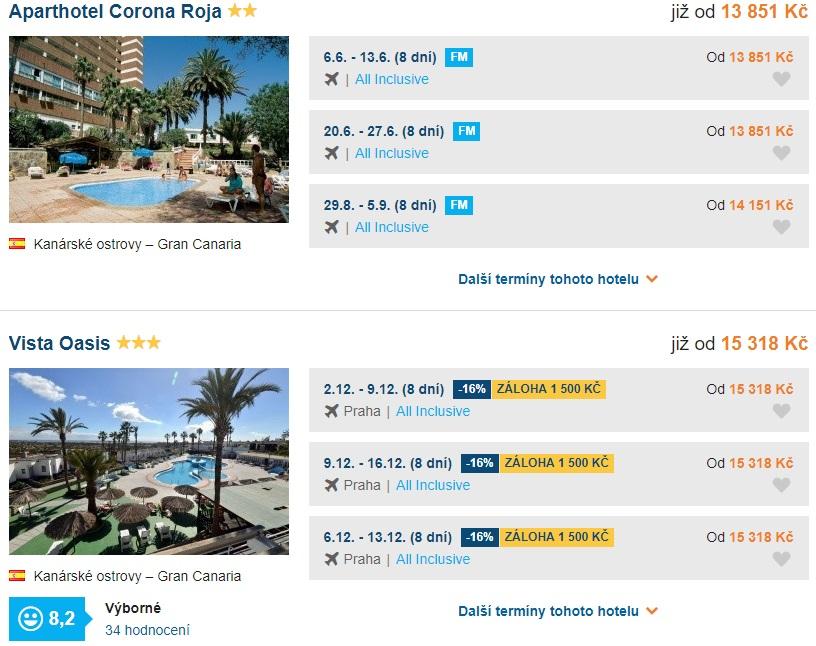 Gran-Canaria-dovolená-se-slevou
