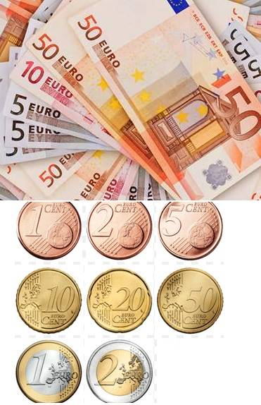 Měna-Řecko
