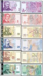 Měna a bankovky v Bulharsku