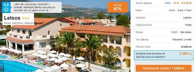Nejlevnější-zájezd-Řecko-Zakynthos