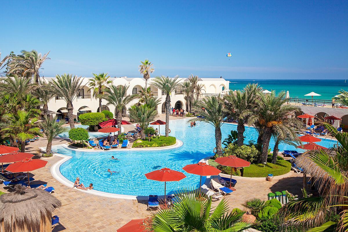 Tunisko hotel Sentida Djerba Beach